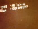110 Jahre FF Luth. Eisleben 1985