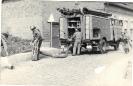 Einsatzübung in Volkstedt 16.07.1984